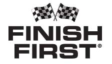 Finish First Logo