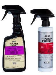 Finish First® Cycle Engine Kit