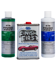 Finish First® 3 Piece Kit – Option #1