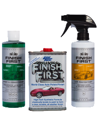 Finish First® 3 Piece Kit – Option #2