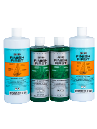 Finish First® Large Marine Kit (Recommended for Vessel's b/w 26 – 40 Ft)