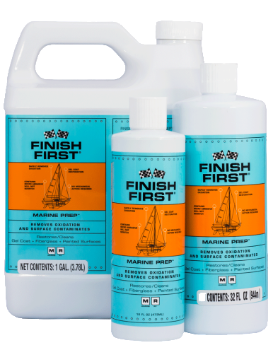 Finish First® Marine Prep™