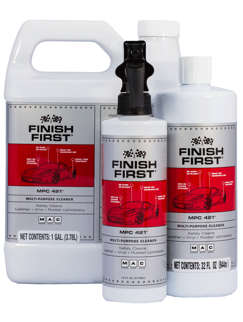 Finish First Mpc 421 Finish First 174 Auto Marine Amp Cycle