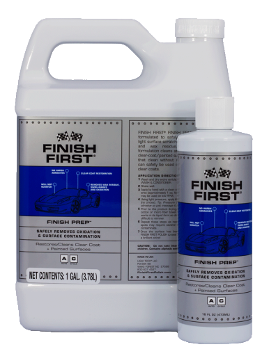 Finish First® Finish Prep™