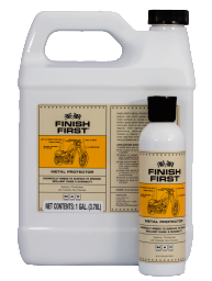 Finish First® Metal Protector